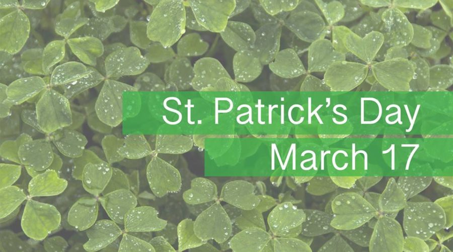 LOOKING FOR WAYS TO CELEBRATE ST. PATRICK'S DAY!!