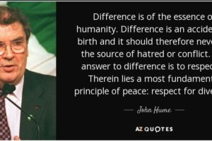 John Hume Passing – August 3, 2020